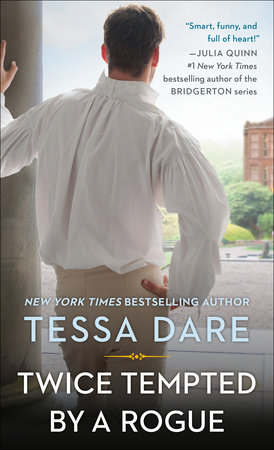 Twice Tempted by a Rogue by