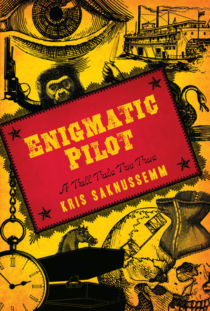 Enigmatic Pilot by
