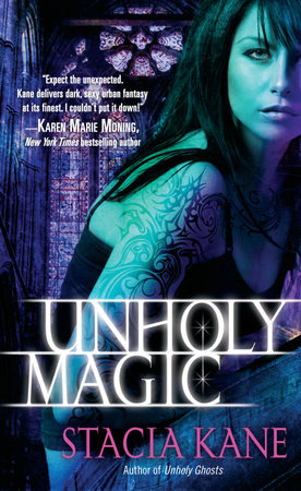 Unholy Magic by