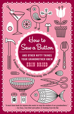 How to Sew a Button by
