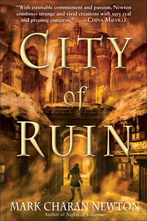 City of Ruin by
