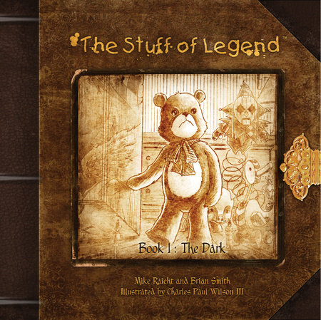 The Stuff of Legend: Book 1: The Dark by