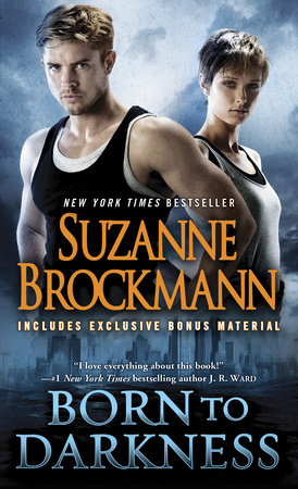 Born to Darkness (with bonus short story Shane's Last Stand) by Suzanne Brockmann