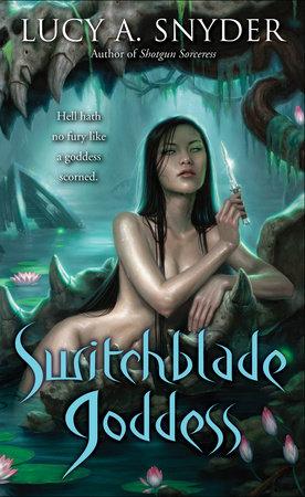 Switchblade Goddess by