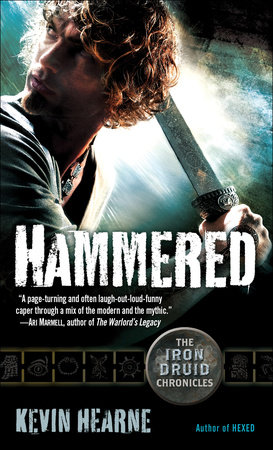 Hammered (with bonus short story)