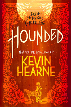 Hounded (with two bonus short stories) by