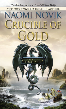 Crucible of Gold by