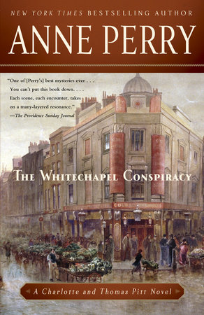 The Whitechapel Conspiracy by