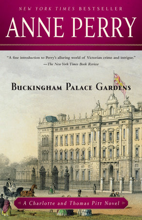 Buckingham Palace Gardens by