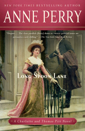 Long Spoon Lane by