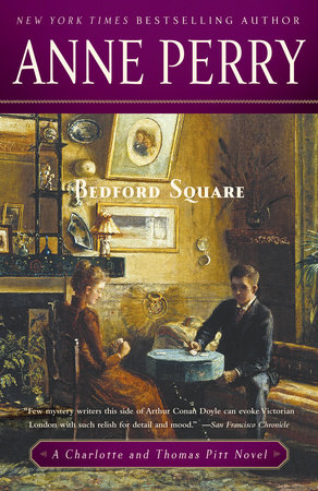 Bedford Square by Anne Perry