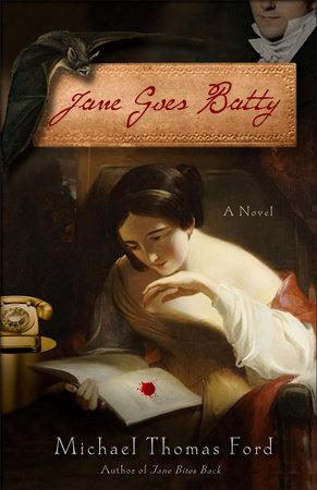 Jane Goes Batty by