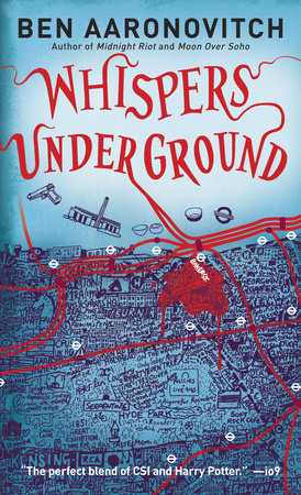 Whispers Under Ground by