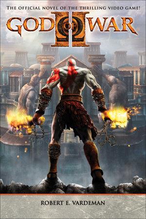 God of War II by Robert E. Vardeman