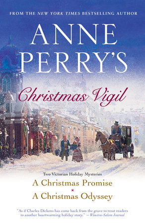 Anne Perry's Christmas Vigil by