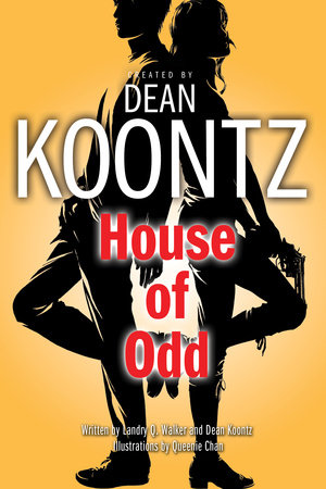 House of Odd (Graphic Novel) by