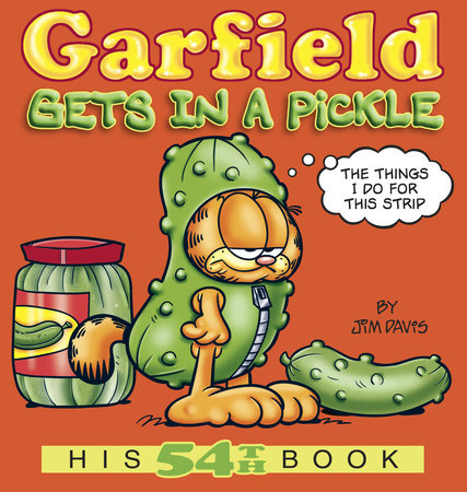 Garfield Gets in a Pickle by