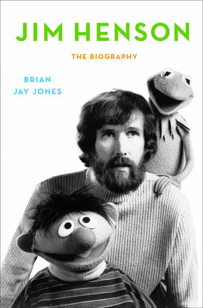 Jacket image, Jim Henson: The Biography