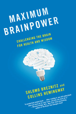 Maximum Brainpower by Collins Hemingway and Shlomo Breznitz