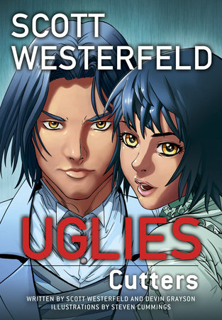 Uglies: Cutters (Graphic Novel) by Scott Westerfeld and Devin Grayson