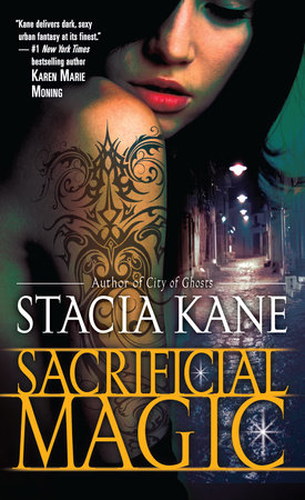 Sacrificial Magic by Stacia Kane