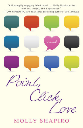 Point, Click, Love by Molly Shapiro