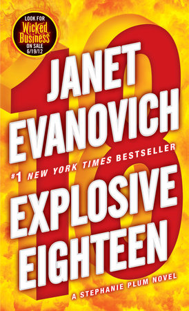 Explosive Eighteen by Janet Evanovich