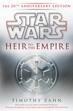 Heir to the Empire: Star Wars by Timothy Zahn