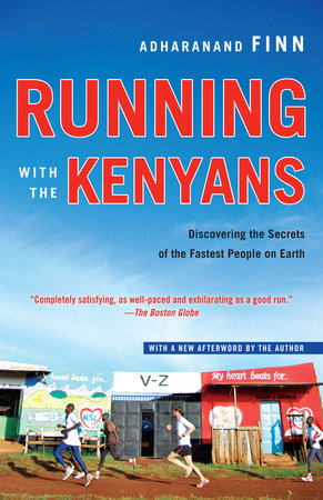 Running with the Kenyans by