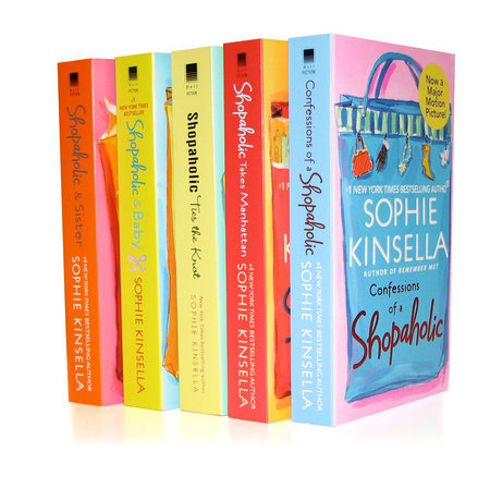 Sophie Kinsella's Shopaholic 5-Book Bundle