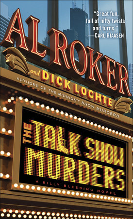 The Talk Show Murders by Al Roker and Dick Lochte
