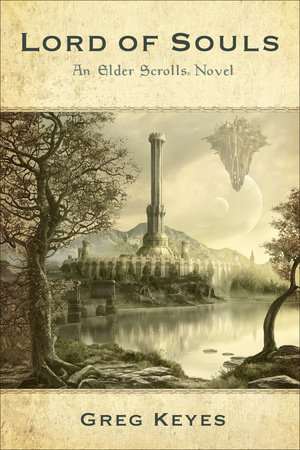 Lord of Souls: An Elder Scrolls Novel