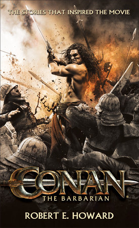 Conan the Barbarian by