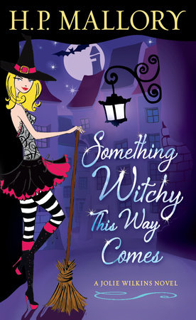 Something Witchy This Way Comes