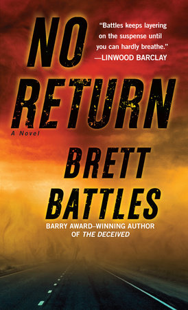No Return by Brett Battles
