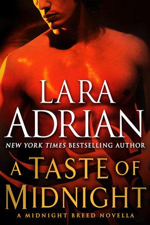 A Taste of Midnight: A Midnight Breed Novella by