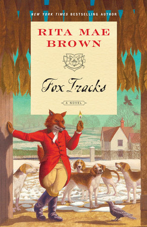 Fox Tracks book cover