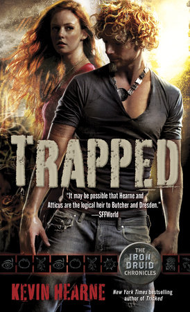 Trapped by