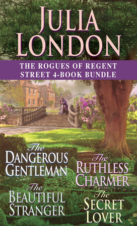 The Rogues of Regent Street 4-Book Bundle by Julia London