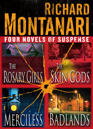 Four Novels of Suspense by