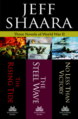 Three Novels of World War II by