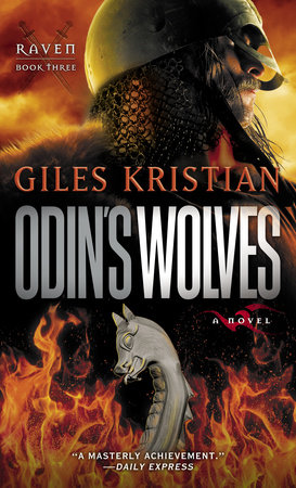 Odin's Wolves (Raven: Book 3) by