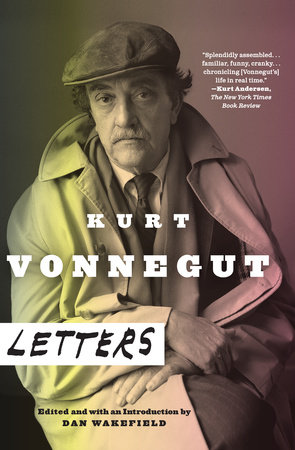 Kurt Vonnegut by