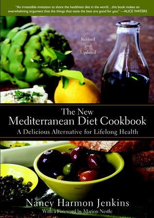 The New Mediterranean Diet Cookbook by