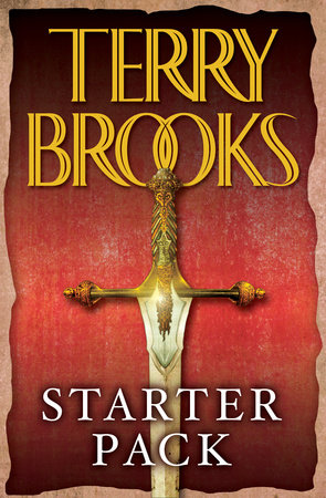 Terry Brooks Starter Pack 4-Book Bundle by