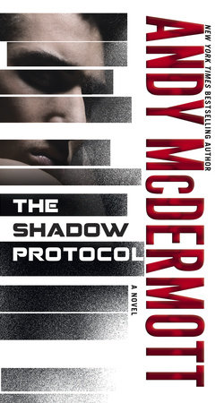 The Shadow Protocol by Andy McDermott