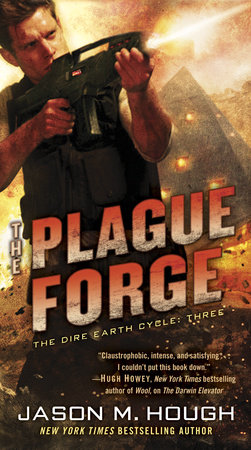 The Plague Forge by