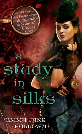 A Study in Silks by
