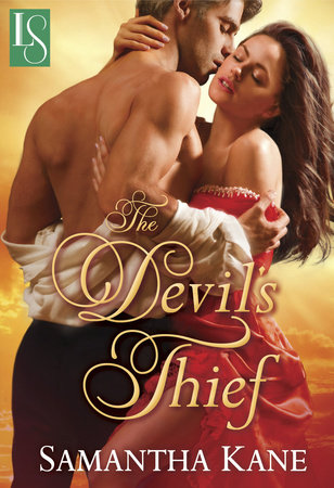 The Devil's Thief by Samantha Kane