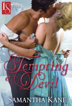 Tempting a Devil by Samantha Kane